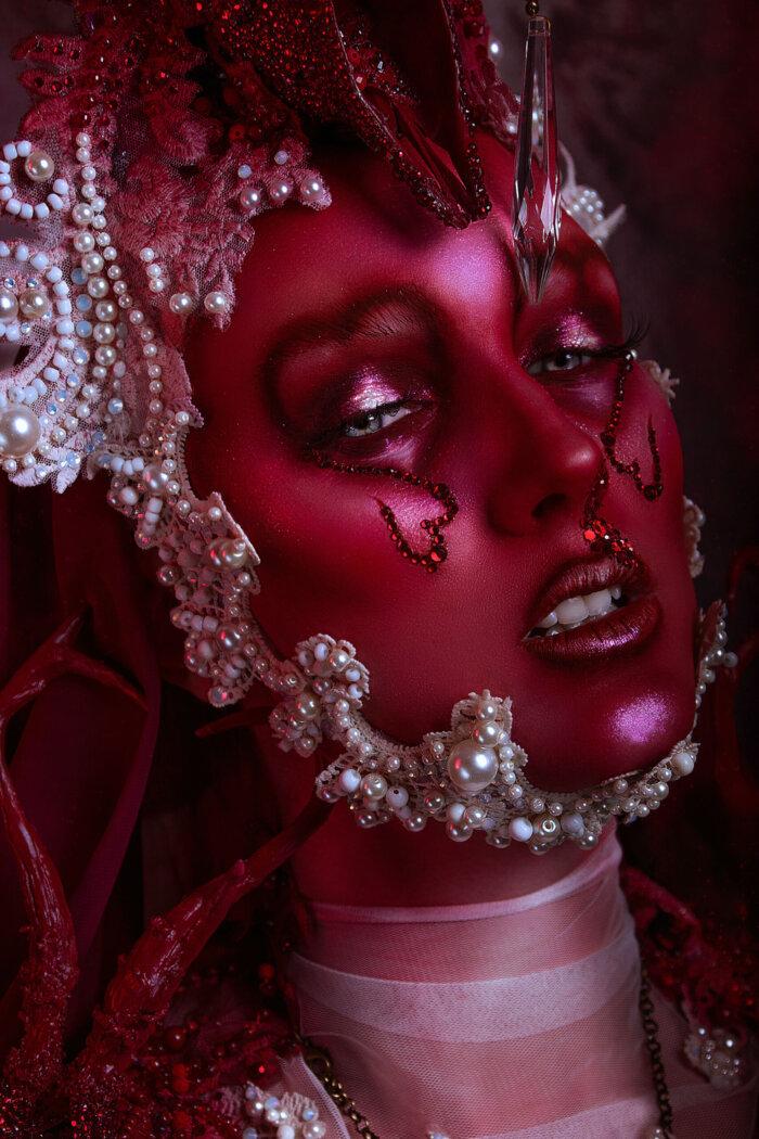 penny dreadfull - candy makeup artist