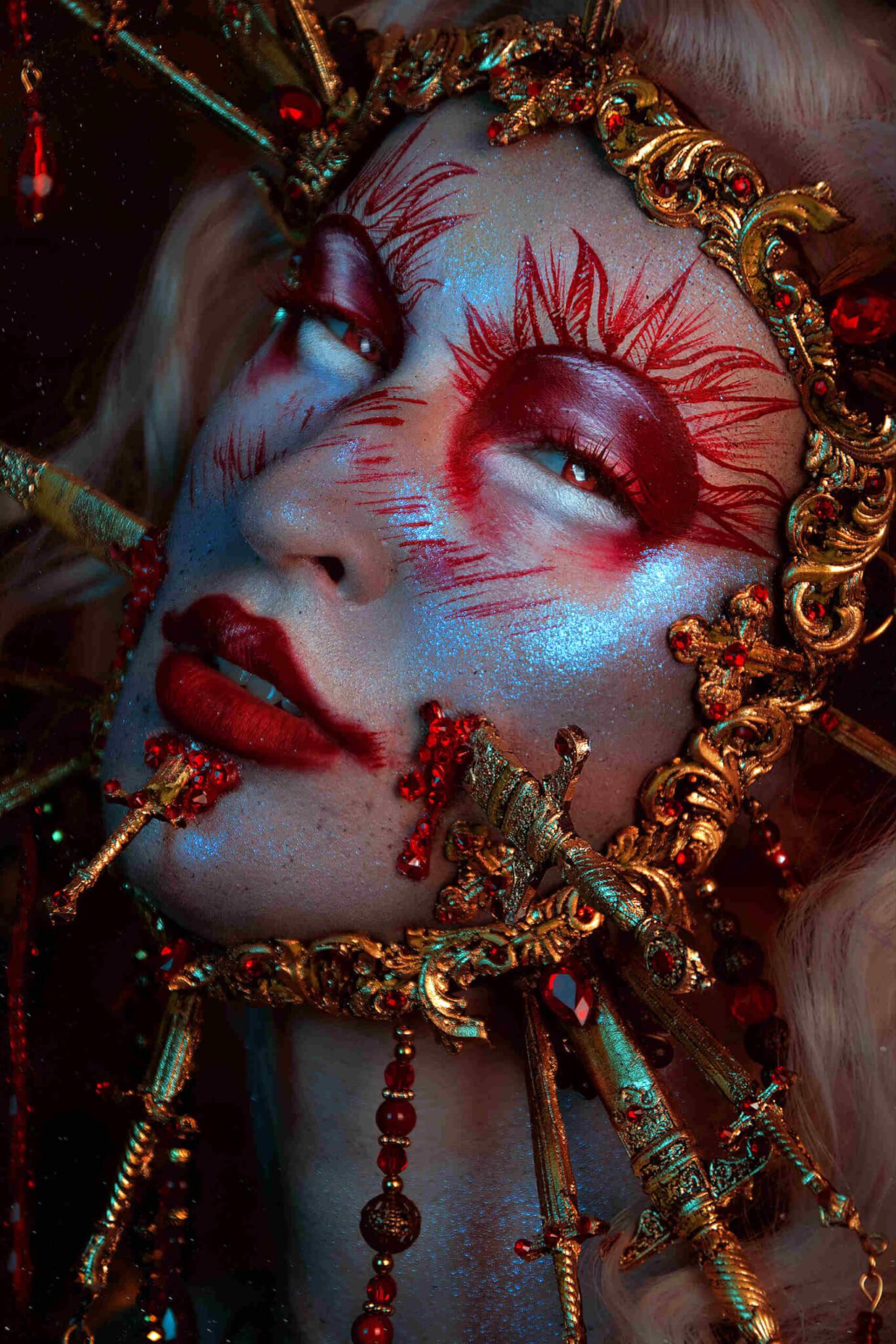 sister maria - candy makeup artist
